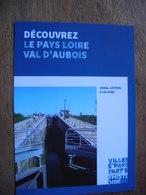 CPM Architecture, Patrimoine, Découvrez Le Pays Loire Val D'aubois, Canal Latéral à La Loire - La Guerche Sur L'Aubois