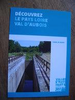 CPM Architecture, Patrimoine, Découvrez Le Pays Loire Val D'aubois, Canal De Berry - La Guerche Sur L'Aubois