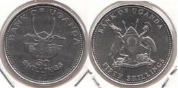 Uganda 50 Shillings 2007 KM#66 - Used - Uganda