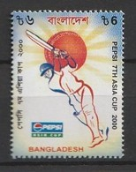 Bangladesh 2000 Scott 616 Pepsi, Cricket Cup 1v NH - Bangladesh