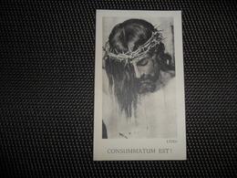 Doodsprentje ( D 700 )   Lahousse / Van Elslander - Oostnieuwkerke  1942 - Décès