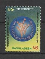 Bangladesh 2000 Scott 626 Volunteerism 1v NH - Bangladesh
