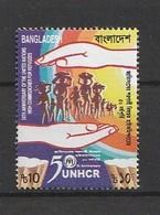 Bangladesh 2000 Scott 631 UN Refugees 1v NH - Bangladesh