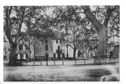 SAINT-HIPPOLYTE  (cpa 66)  La Place  ## TRES RARE ##  T.B.E.  - L 1 - Andere Gemeenten