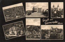 QUEDLINBURG  , Gernrode - Quedlinburg