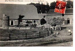 62 NEUVILLE SUR L'ESCAULT FERME AGRICULTURE SEINE MARITIME - Autres Communes