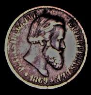 Brazil , 20 REIS , 1869 , KM 473 - Brazil