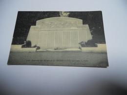 85 VENDEE CARTE ANCIENNE EN N/BL SANS ECRITURE MONUMENT AUX ENFANTS DE LA ROCHE SUR YON MORT POUR LA PATRIE N°4148 BERGE - La Roche Sur Yon