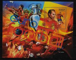 CENTRAFRIQUE  BF ( 2012 ) * *  Euro   Football  Soccer Fussball - Championnat D'Europe (UEFA)