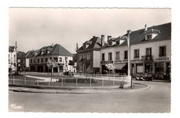 10 AUBE - VILLENAUXE Place Georges Clemenceau - France