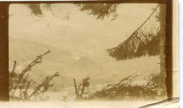 Guerre 1914 Alsace LOT De 2 Cartes De Vue Sur La Vallée De La Lauch En 1915 - War, Military