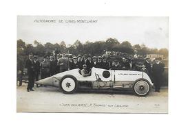 Autodrome De Linas Montlhéry - Les Bolides - P. Thomas Sur Leyland - Montlhery