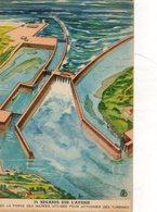 Carte Byrrh  Regards Sur L'avenir   N°20 La Force Des Marées - Publicidad