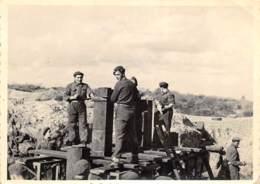 Militaria Photo - Animée, Brasschaat Polygone - Guerre, Militaire