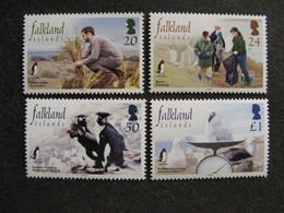 FALKLAND: TB Série N° 878 Au N° 881, Neufs XX. - Falkland