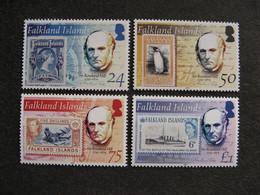 FALKLAND: TB Série N° 882 Au N° 885, Neufs XX. - Falkland