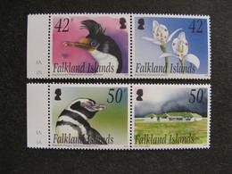 FALKLAND: TB Série N° 886 Au N° 889, Neufs XX. - Falkland