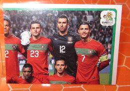 EURO2012 PANINI N. 255   STICKER NEW CON VELINA - Panini