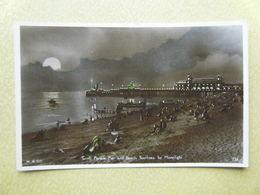 PORTSMOUTH. Seaside. La Jetée Sud Par Clair De Lune. - Portsmouth
