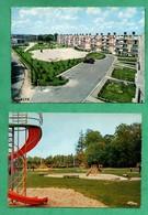 91 Essonne Sainte Genevieve Des Bois Lot De 2 Cartes Du Parc Pierre - Sainte Genevieve Des Bois