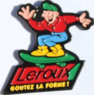 LEROUX - Goutez La Forme (Chicorée - Café) - Skateboard