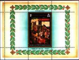 72285) GRENADA-1971-NATALE - BF.18 - MNH** - Grenada (1974-...)