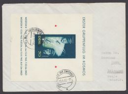 "Block 17 ""Weltraum"", 1962, EOst ""Obercrinitz"", 13.9.62 - FDC: Briefe"