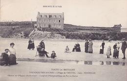 CPA - 22 - TREVOUX TREGUIGNEC - Plage De Trestel - France