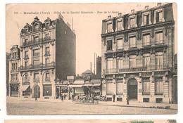 Roubaix - Hotel De La Société Generale - Rue De La Gare -  CPA° - Roubaix
