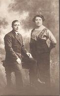 CPA - Thèmes - Photographie - Portrait De Couple - Photo - Photographie