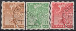 "88/90 ""Vorolympiade"", Alle Sauber ""Berlin"" - Gebraucht"