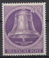 """105 """"Glocke Mitte"""", Höchstwert, ** - Berlin (West)"""