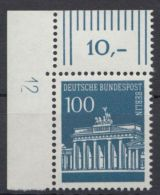 """290, ER-Stück Mit Druckerzeichen """"12"""", ** - Berlin (West)"""