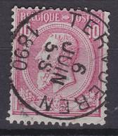 N° 46 Défauts : TERVUEREN - 1884-1891 Leopoldo II