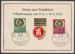 """141/2 """"Wuppertal"""", Gelaufene Karte Mit Viel Text, Pass. Sst. - BRD"""