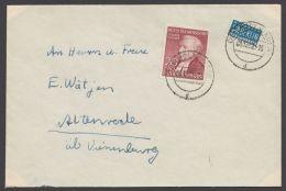 158, Saubere EF Auf Bedarfsbrief - BRD