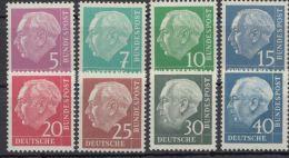 """179/260 Y, """"Heuß Lumogen"""", Komplett, ** - BRD"""
