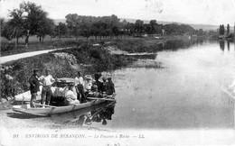 ROCHE-lez-BEAUPRE (Doubs) - Le Passeur. Edition L L. N° 91. Circulée En 1931. Bon état. - Altri Comuni