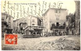 D04  . CPA . RIEZ . Le Faubourg St Sebastien . TTB Animation - France
