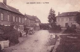CPA - 27 - LES HOGUES - La Place - Frankreich