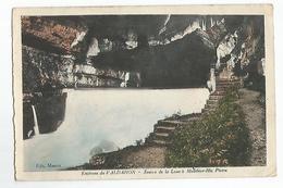 25 Environs De Valdahon Source De La Loue A Mouthier Hte Pierre - France
