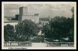 TOMAR - CASTELOS - Castelo Dos Templarios  ( Ed. LOTY Nº 32)  Carte Postale - Santarem