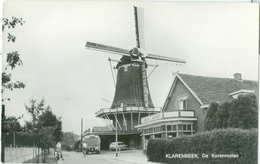 Klarenbeek; De Korenmolen (annex Brood- En Banketbakkerij) - Niet Gelopen. (Fa. Imanse) - Pays-Bas