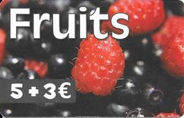 Austria Prepaid: Fruits - Oesterreich