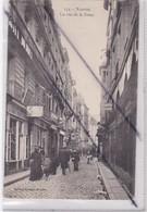 Nantes (44) La Rue De La Fosse (à Gauche Commerce :Office Générale De La Carte Postale Illustrée) - Nantes