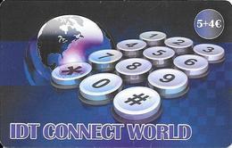 Austria Prepaid: Connect World - Oesterreich