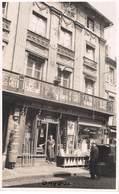 CPA - BAYEUX, La Boutique De A. BIRON,  Carte Photo. - Bayeux