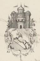 Saverne 1851 Guebwiller Héraldique Mairie De Saverne - Historical Documents
