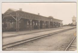 Rapla Railway Station. - Estland