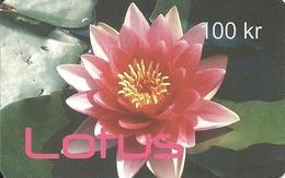Norway Prepaid: IDT Lotus - Norwegen